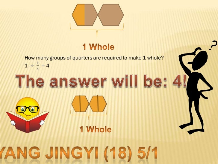 2 maths problems on whole numbers and part fractions 2