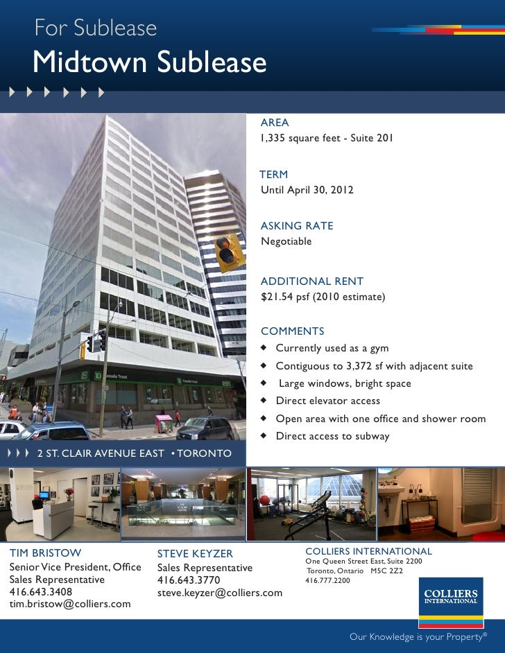 For Sublease     Midtown Sublease                                                     aREa                                ...