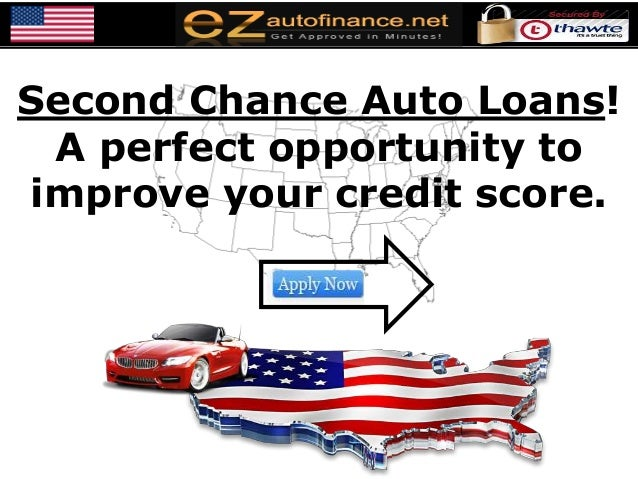 Second Chance Auto Loans Review for People with Bad Credit History ...