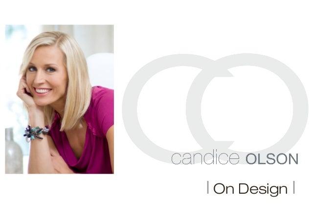 Candice Olson - Tuesday Keyynote