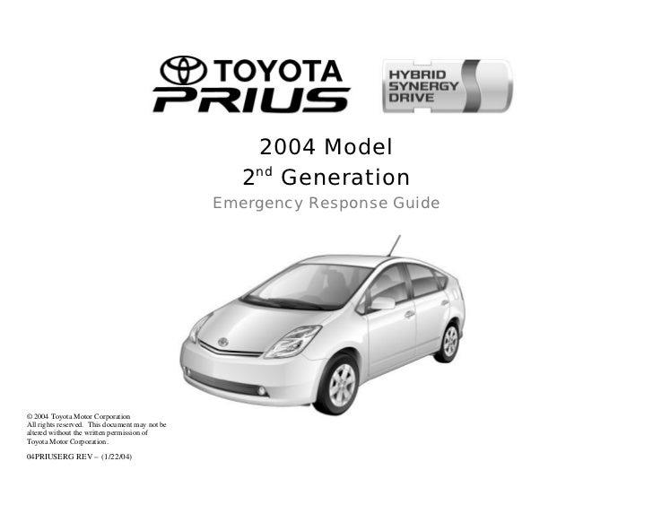 Toyota Prius Riverside