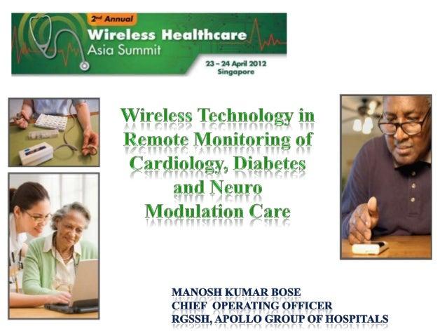 2nd wireless asia summit