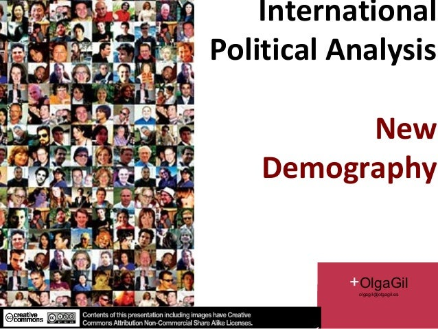 Demography and the Market