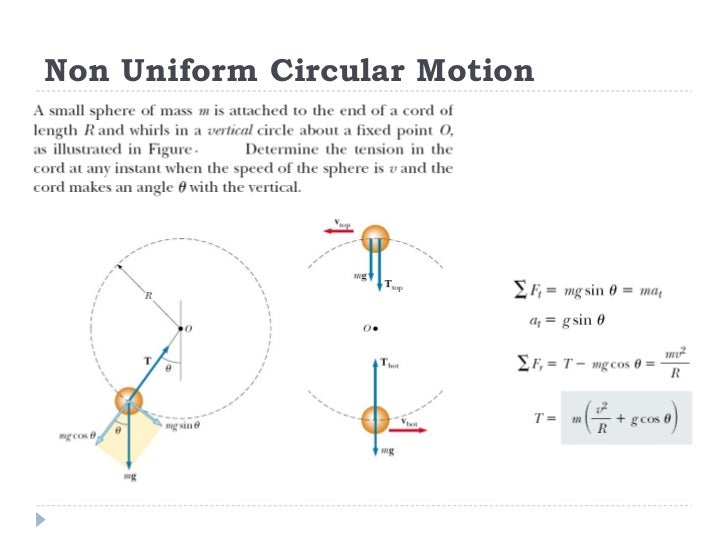 reviewer for uniform circular motion Uniform circular motion centripetal acceleration before discussing the dynamics of uniform circular motion, we must explore its kinematics because the direction of a particle moving in a circle changes at a constant rate, it must experience uniform acceleration.