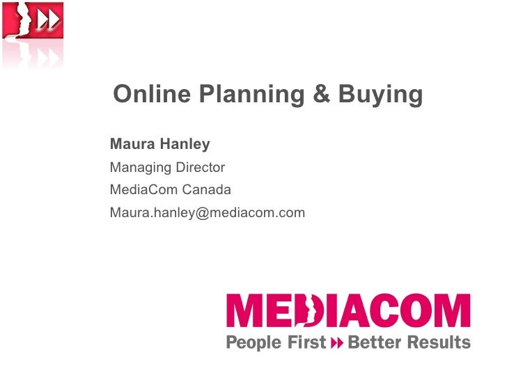 Online Planning And Buying