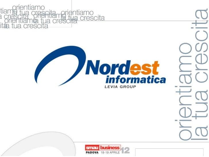 I software di Nordest Informatica a Smau Padova 2012