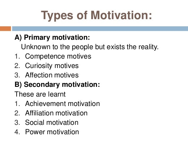 organisational behaviour motivational theory Contemporary theories of motivation in organizational leadership and behavior but it is not the only motivational factor hierarchy of needs theory.