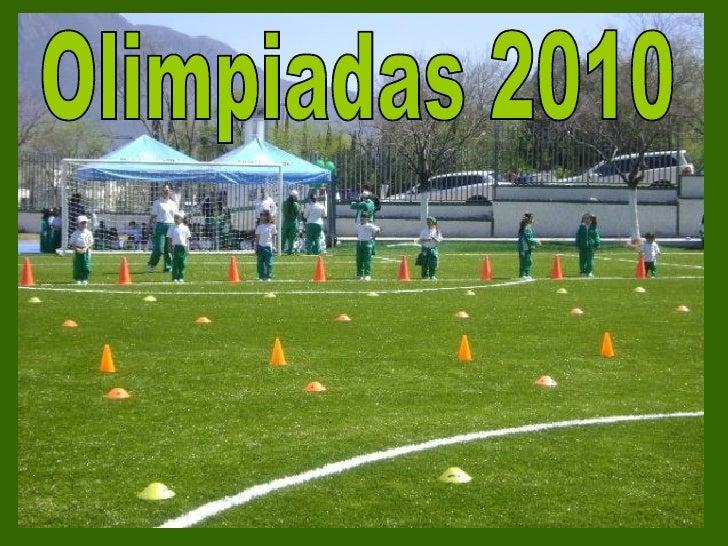 Olimpiadas 2010