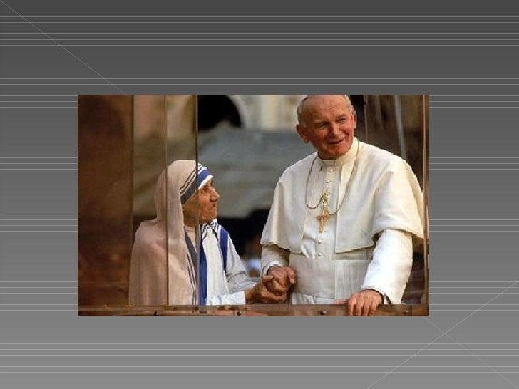 Tributo a Madre     Teresa