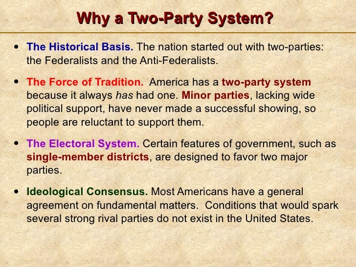 two party system If you are interested in learning how to research candidates, or if you feel the current two party system does not represent you, this article is for you.