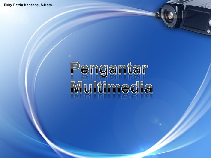 2 pengantar multimedia