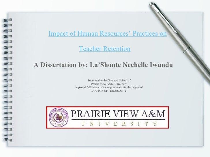 Dr. Kritsonis, Dissertation Committee Member