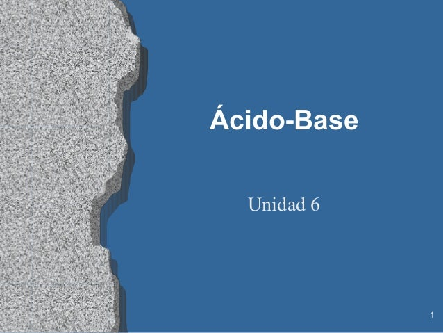 2q 06 acidos bases