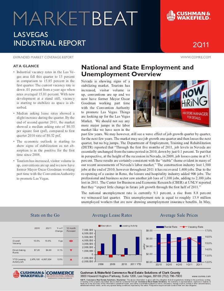 MARKETBEATLas VegasIndustrIaL report                                                                                      ...