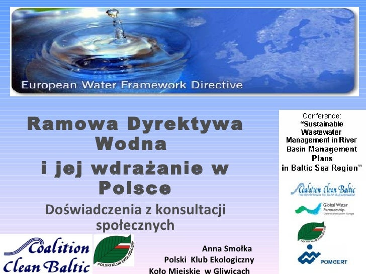 the eu water framework directive essay