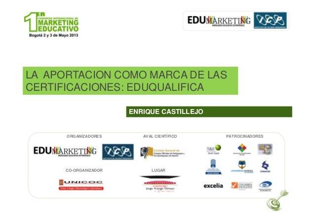 EduketingColombia-Eduqualifica-Enrique castillejo