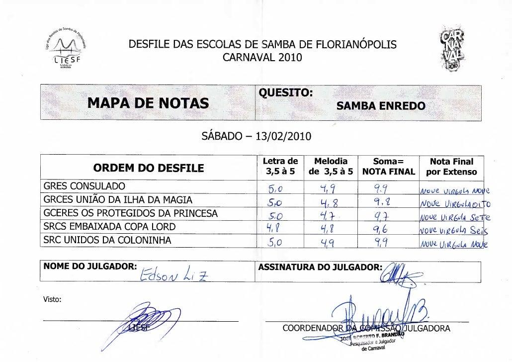 2 samba-enredo