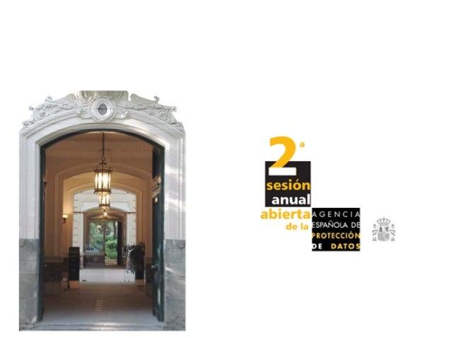 1 Agencia Española de Protección de Datos
