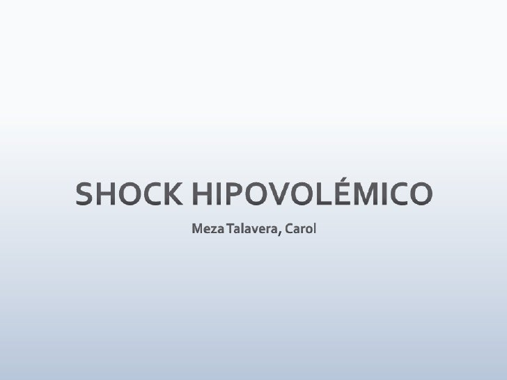 Síndrome de      Reducción del                                                   Disfunción  etiología        volumen     ...