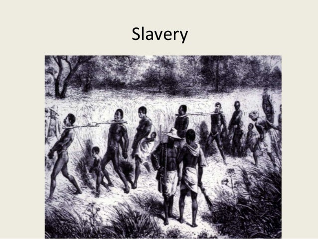 civil rights and slavery