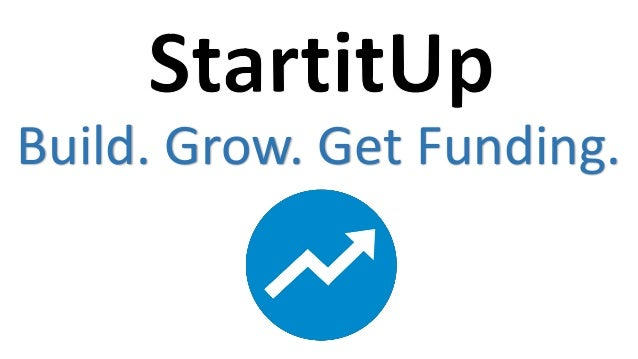 Build. Grow. Get Funding.