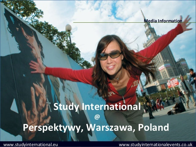 Study International Poland 2013