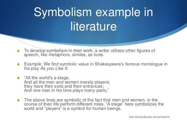 Definition Of Symbolism In Literature K Kp 2018