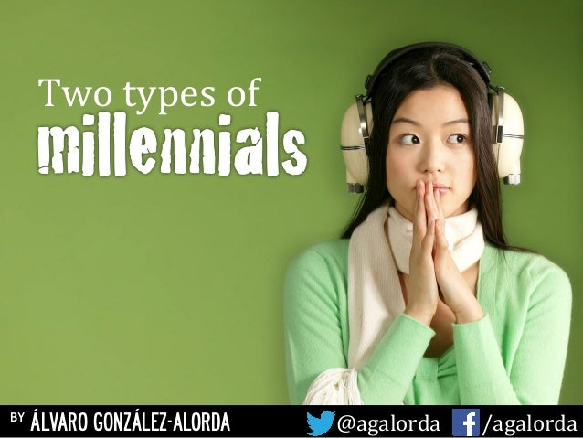 2 types of millennials
