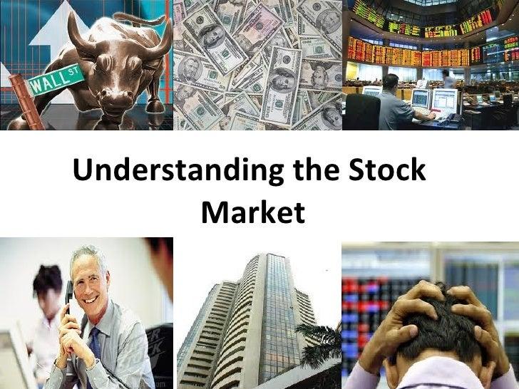 2 understanding the stock market