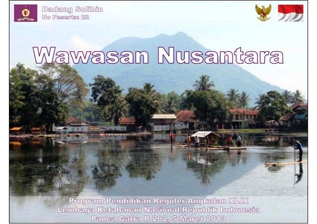 Wawasan Nusantara