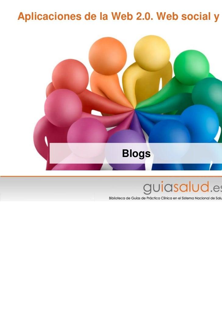 ¿Qué son los blogs? (actualización 2011)