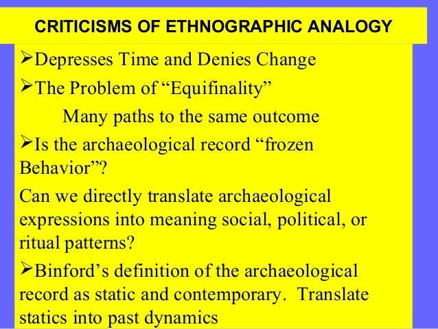 ethnographic method