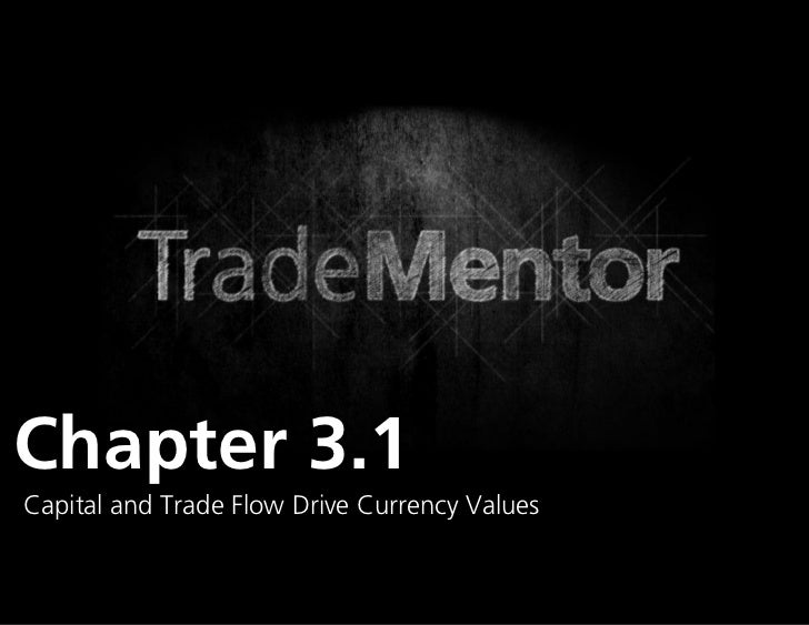 Chapter 3.1Capital and Trade Flow Drive Currency Values                                0