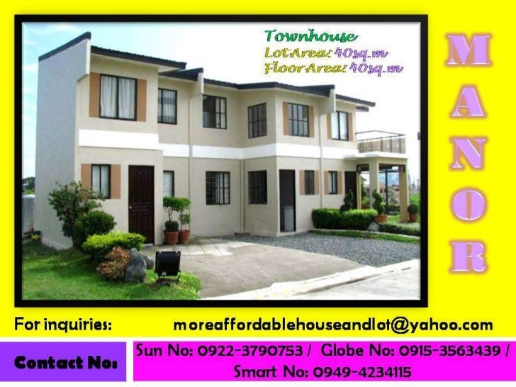 Affordable quality house and lot for sale (Murang bahay at Lupa)