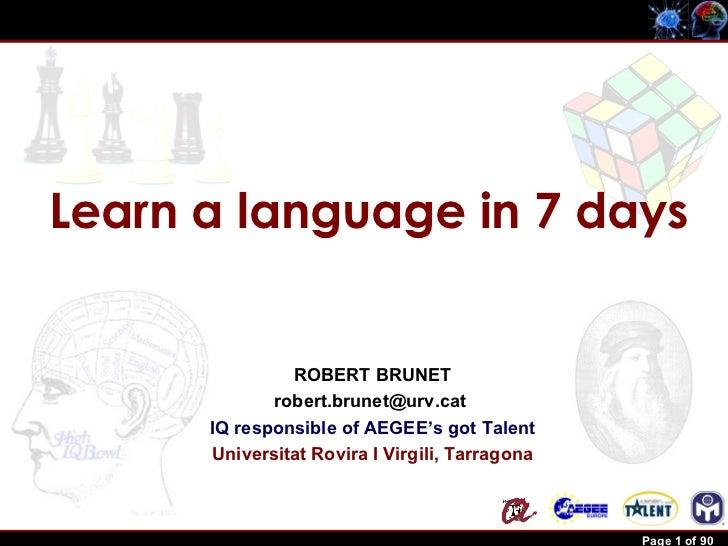 IQ Course 3