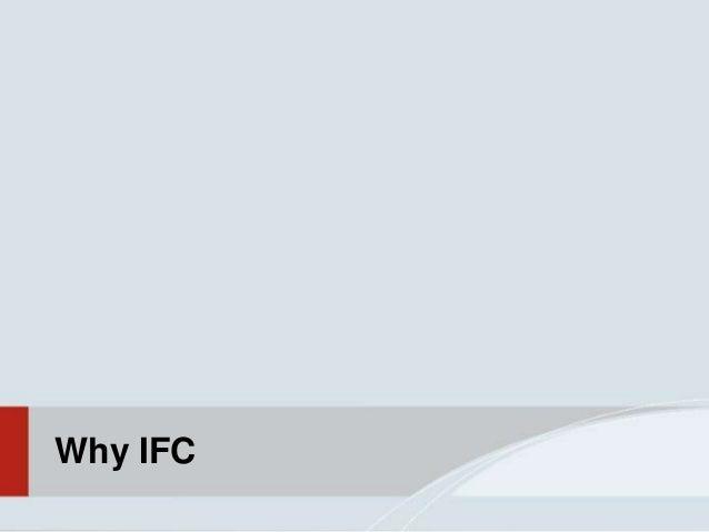 Why IFC