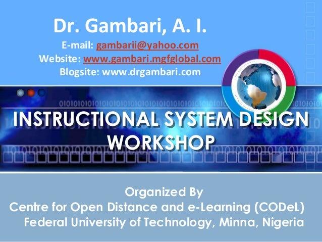 3. dr. gamabri day 1 isd