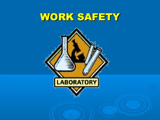 3.3 work safety
