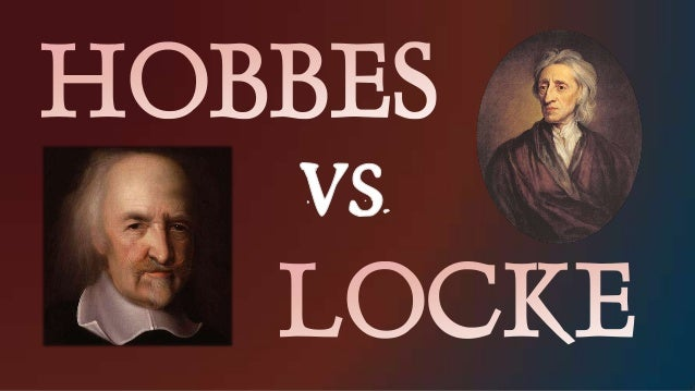 compare and contrast the enlightenment philosophies of thomas hobbes and john locke Well, you have the philosophy of john locke to thank for that  to the early  enlightenment period and, consequently, the american revolution  is in  contrast to the view that thomas hobbes espoused where human nature.