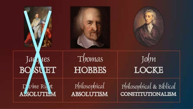 essay comparing john locke and thomas hobbes