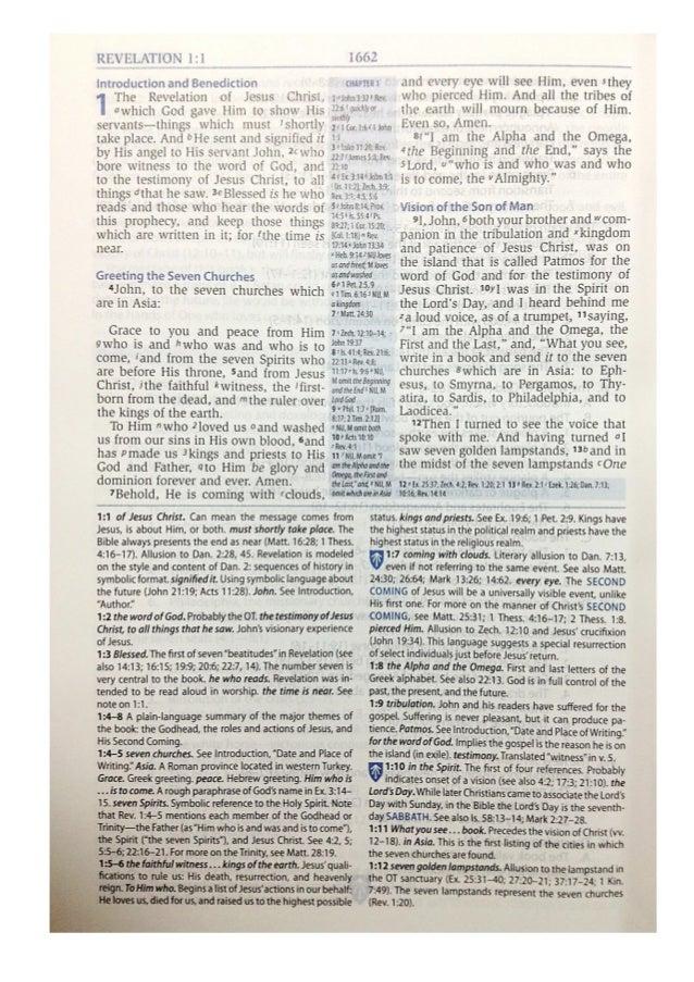 Apocalipse - Andrews Bible (Inglês)