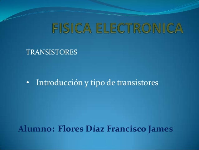 3.2 transistores