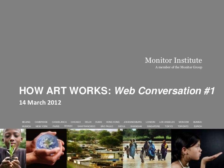 Monitor Institute                                                                                                 A member...