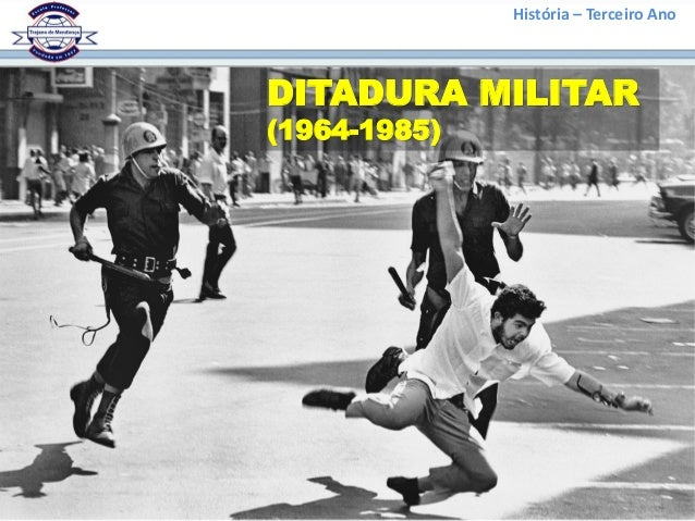 Ditadura Militar Relat... Ditadura