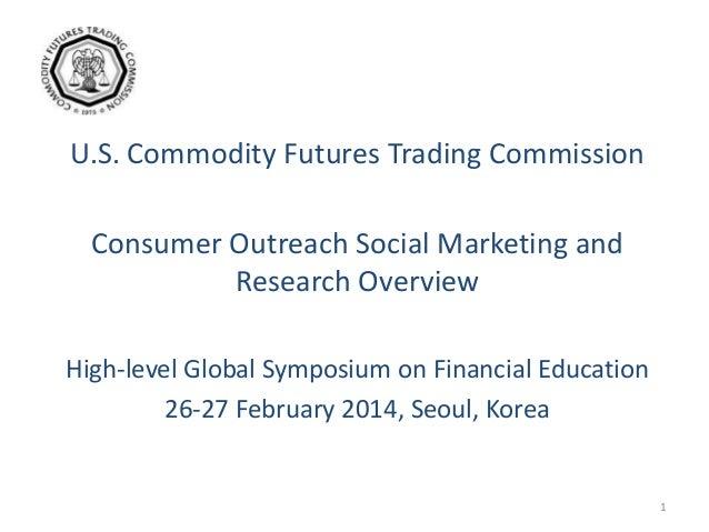 Michael Herndon - 2014 Symposium on Financial Education in Korea