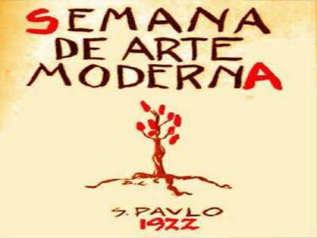 """""""Manifestado especialmente pela arte, mas manchando também com violência os costumes sociais e políticos, o movimento mode..."""