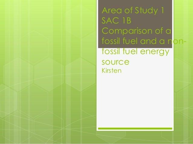 Gas versus Wind as an Energy Source - Kirsten