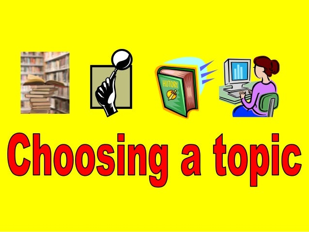 Possible topics • You can research an issue of your choice. This can be something you have studied during Higher • Your to...