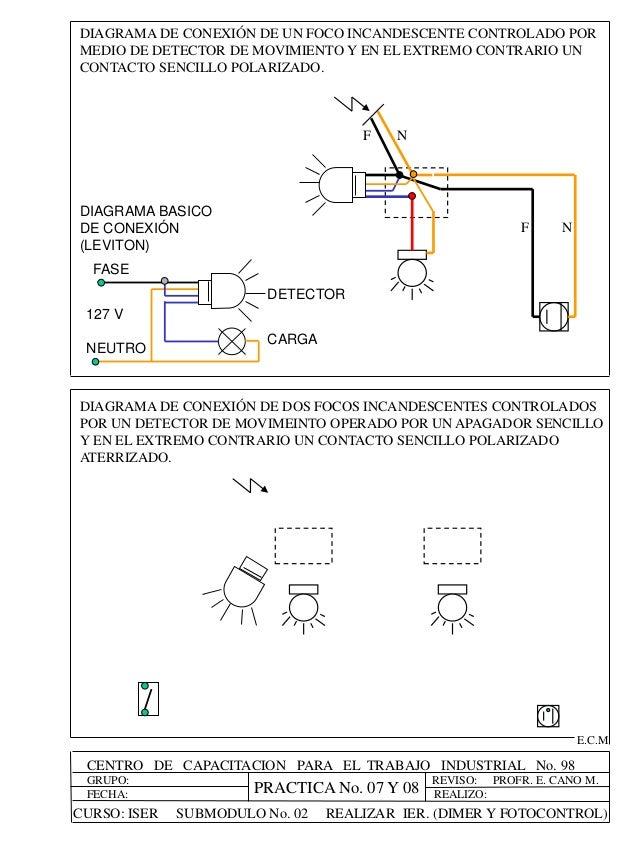 dimmer detector de mov ventiladores y fotocontroliser 8 638?cb=1418375917 wiring diagram for dimmer switch 16 on wiring diagram for dimmer switch