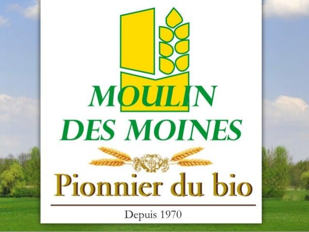 Moulin 100% Bio 100% Traçabilité 100% Ecodurable Énergie solaire et hydraulique Mouture Traditionnelle Sur meule de pierre